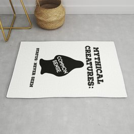 Common Sense Mythical Creature Rug