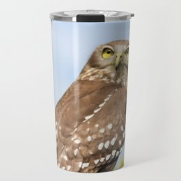 Barking Owl Travel Mug