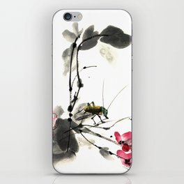 Into paradise iPhone Skin