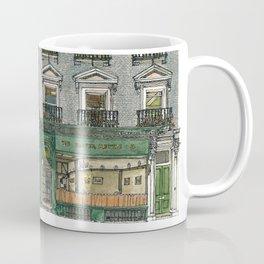 The Copper Kettle, Kings Parade, Cambridge, UK. Coffee Mug
