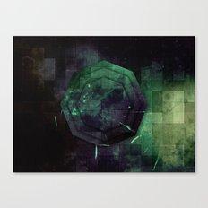 Random Octo Canvas Print