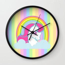 g2 my little pony logo repro Wall Clock