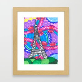 MARNIE Framed Art Print