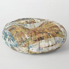 Platter Floor Pillow