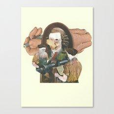 Duke Canvas Print