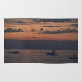 Sunset at Lahaina Rug
