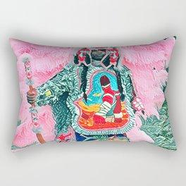 Big Chief Pretty Rectangular Pillow