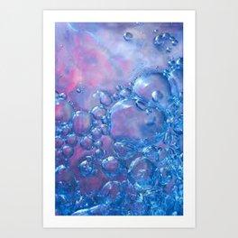 Bubblicious Lush Art Print