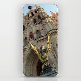 Church of San MIguel de allende II iPhone Skin