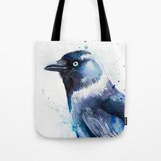 Jackdaw Tote Bag