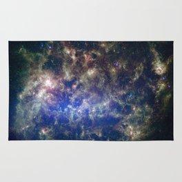 Large Magellanic Cloud, infrared 2 Rug