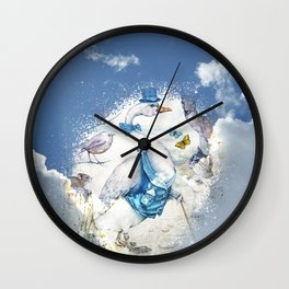 Well-To-Do Gentleman Goose Wall Clock