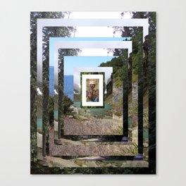 Terraforms 001 Canvas Print