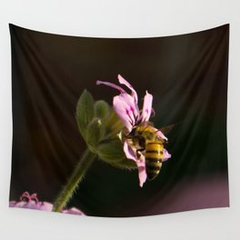 The Pollinator  Wall Tapestry