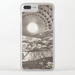 Chromium Swell Clear iPhone Case