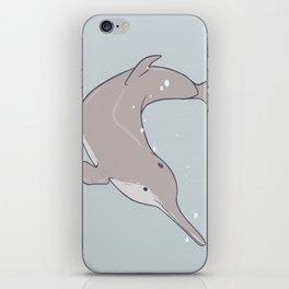 Baiji Dolphin iPhone Skin