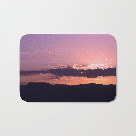 Southwest Sunrise - III Bath Mat