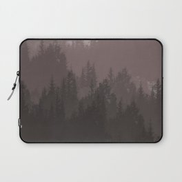 The cold forest Laptop Sleeve