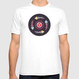 Circles of Gators T-shirt