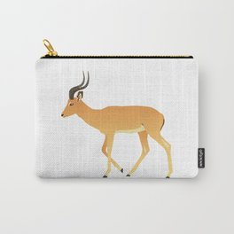 Peaceful Antelope Carry-All Pouch