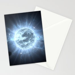 Super Giant Star Stationery Cards