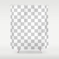transparent Shower Curtains featuring Transparent by Dott.ssa