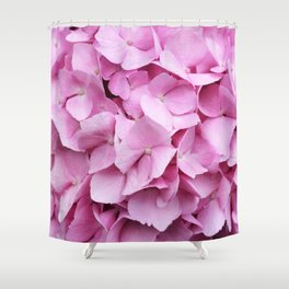 Hortensia Ingrid Shower Curtain