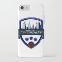 gaming iPhone & iPod Cases featuring Toronto Gaming by rramrattan