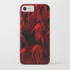 RED, RED AUTUMN Slim Case iPhone 7