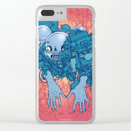 FDT Clear iPhone Case