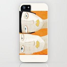 « ils » iPhone Case