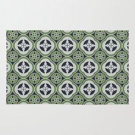 Moroccan Tea Seamless Pattern Rug