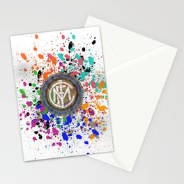 Watercolor Internazionale Milano Stationery Cards
