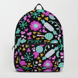 Candy & Flowers Backpack