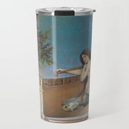A Fish Out of Water Travel Mug