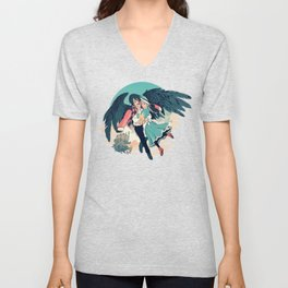 Fly Away With Me Unisex V-Neck