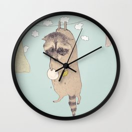 Wasbeer Wall Clock