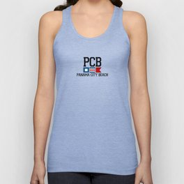 Panama City - Florida. Unisex Tank Top
