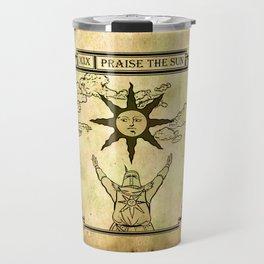 Praise The Sun - Tarot Solaire Travel Mug