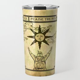 Praise The Sun - Tarot Solaire Travel Mug