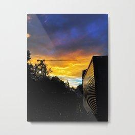DC Sunset Metal Print