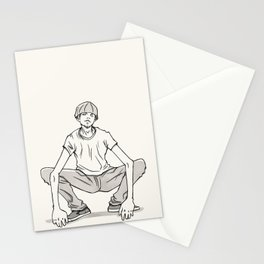 Squat Stationery Cards