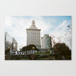 Oakland City Hall Canvas Print