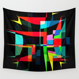 pinched two Wall Tapestry