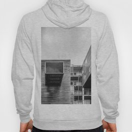 Building in Amsterdam Hoody
