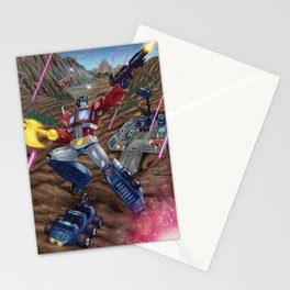 The Chosen Prime Stationery Cards