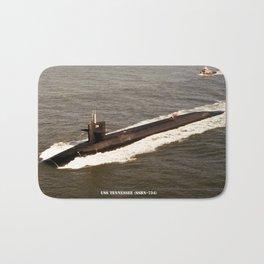 USS TENNESSEE (SSBN-734) Bath Mat
