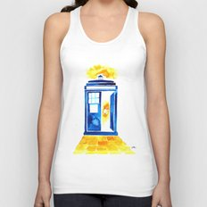 The Doctor of Oz Unisex Tank Top