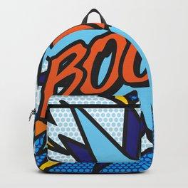Comic Book BOOM! Backpack