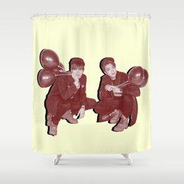 Yugyeom & Youngjae Shower Curtain